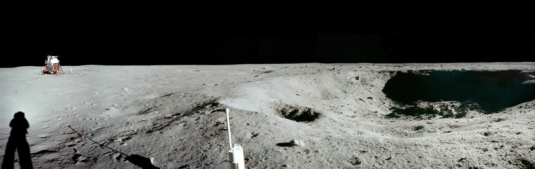 Apollo 11 East Crater
