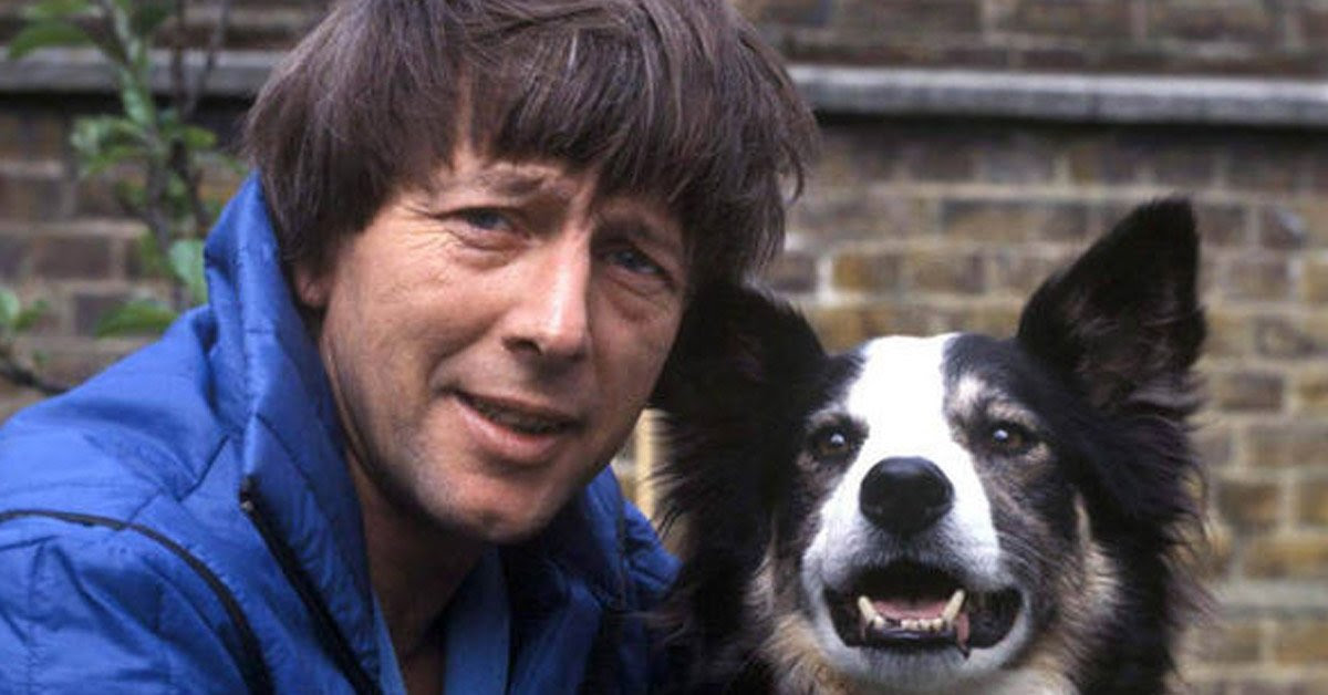 IMG JOHN NOAKES, Legendary 'Blue Peter' Presenter