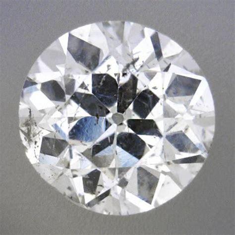 0.53 Carat Old European Cut Loose Diamond G Color SI3