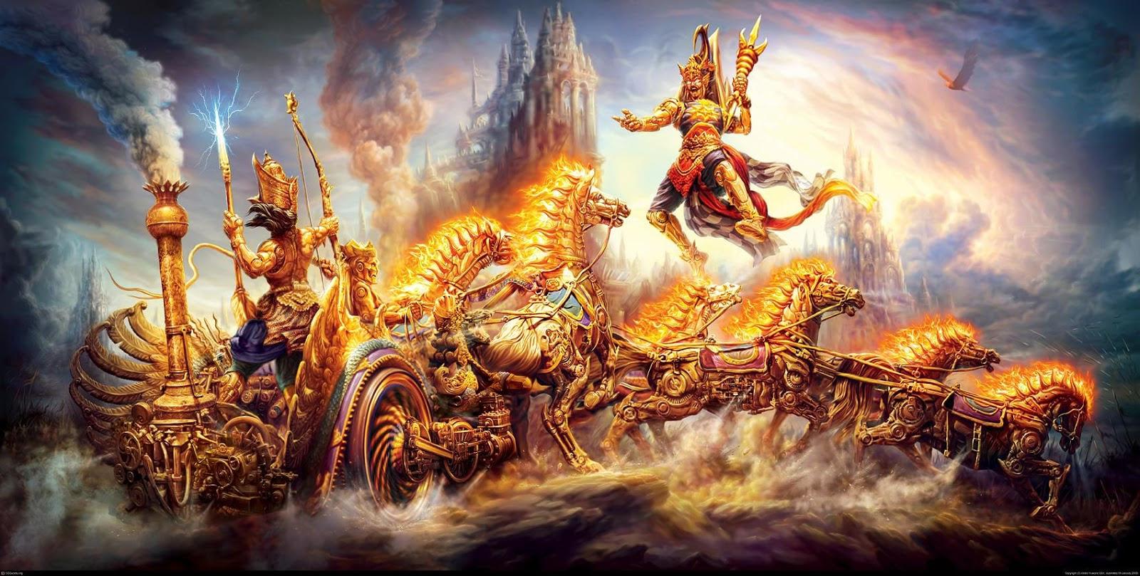 12 Characters From The Mahabharata Who Survived The Kurukshetra War Wordzz