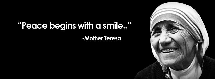Best Quotes Mother Teresa