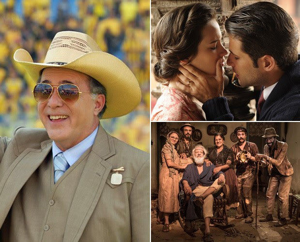 Atrações da Globo concorrem ao Emmy Internacional (Foto: TV Globo)