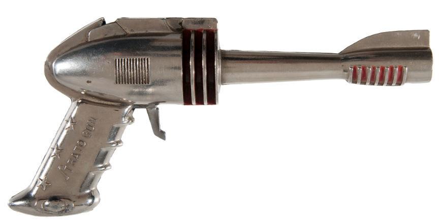 Strato Gun toy cap gun 1955