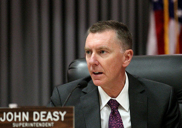 L.A. Unified Supt. John Deasy