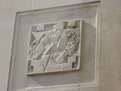 Detail, Walthamstow Town Hall