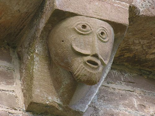 Image result for kilpeck church images