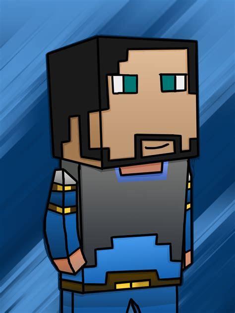 Minecraft Youtube Avatar
