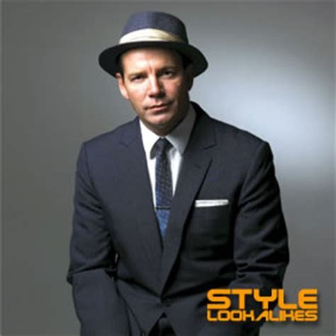 Frank Sinatra lookalike from Style Lookalikes and Events