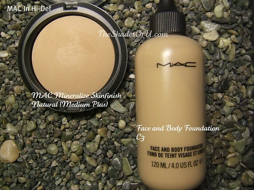 Mac In High Def A Review The Shades Of U