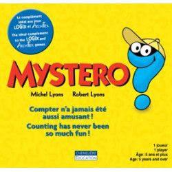 Mystero : pour compter en s'amusant