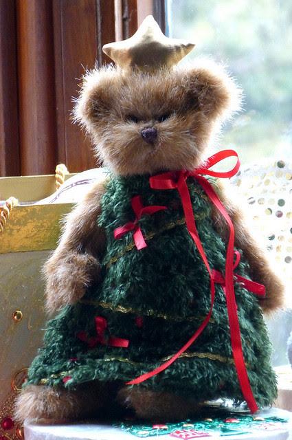 A Teddy Bear Tree