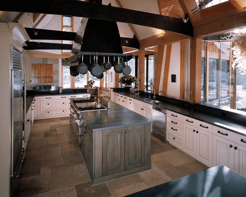 Kitchen Island Shapes