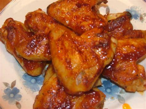 simple baked chicken wings recipe foodcom