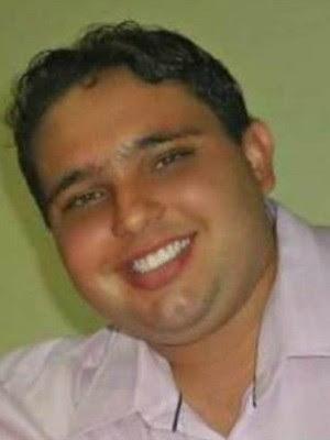 Paulo Diego foi encontrado morto em Paracuru, no litoral do Ceará (Foto: Facebook/Reprodução)