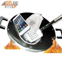 iPhone 5是近日「果迷」的熱炒對象。(設計圖片)