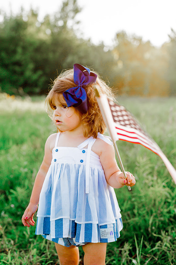 4th Of July Sister Portraits Family Photography Holidays