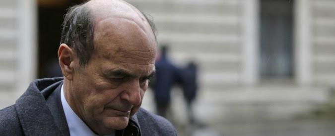 """Pd, Bersani: """"Se ddl Boschi non cambia, non voto Italicum. Jobs act pre-anni '70"""""""