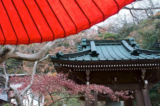 Kaizoji bell tower