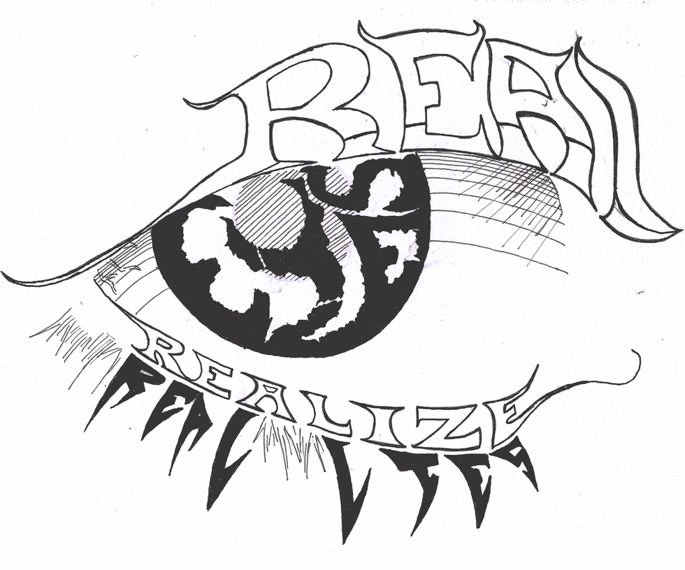 Czeshop Images Real Eyes Realize Real Lies Tattoo