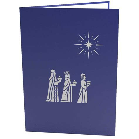 3D Nativity Pop Up Christmas Card   Lovepop