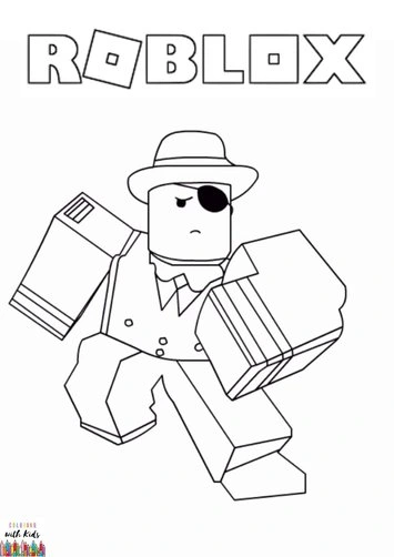 Cool Roblox Sharkbite Coloring Pages
