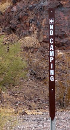 Rv Arizona Free Rv Camping Near Lake Havasu City
