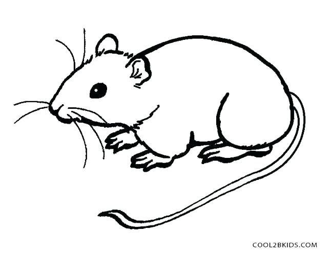 83 Coloring Pages Cute Mice , Free HD Download