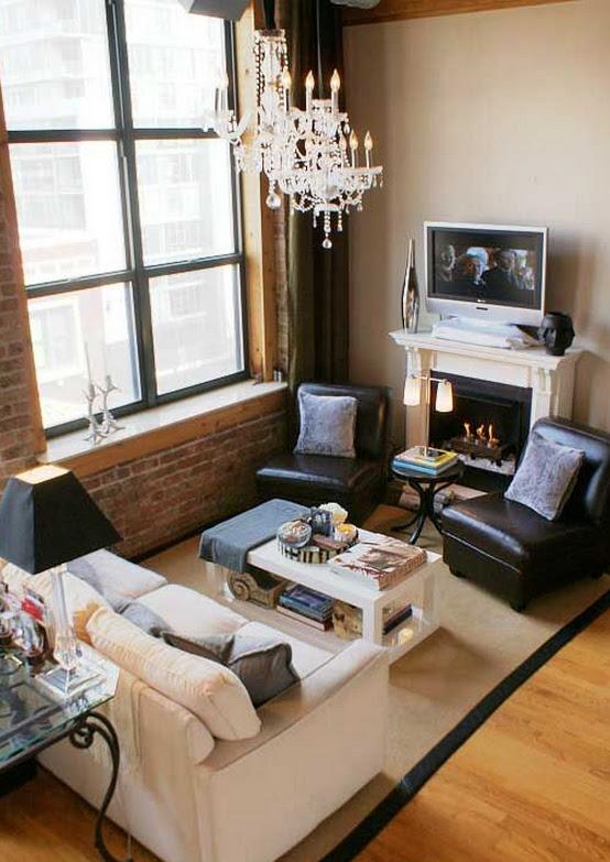 30 Amazing Small Spaces Living Room Design Ideas ...
