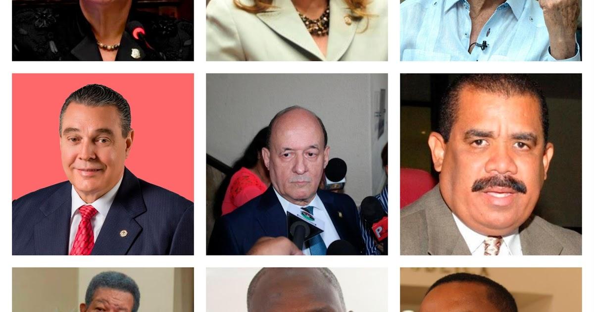 Legisladores y alcaldes que se van.