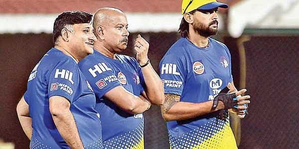 Fitness Permitting Mentor Tips Vijay To Open Fire For Csk The New