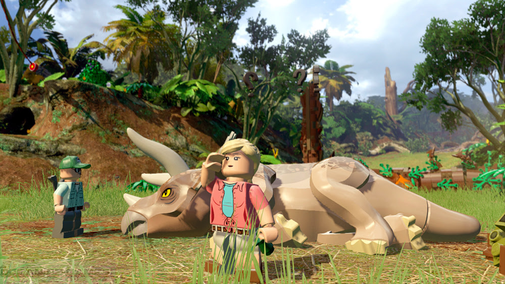 LEGO Jurassic World Setup Download For Free