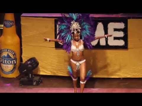 SLU Carnival 2013 - Just 4 Fun Costume Launch (Video)