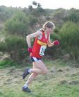 Lyn Wilson - winners of ladies' race