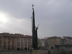 Monument franquista de la Batalla de l'Ebre