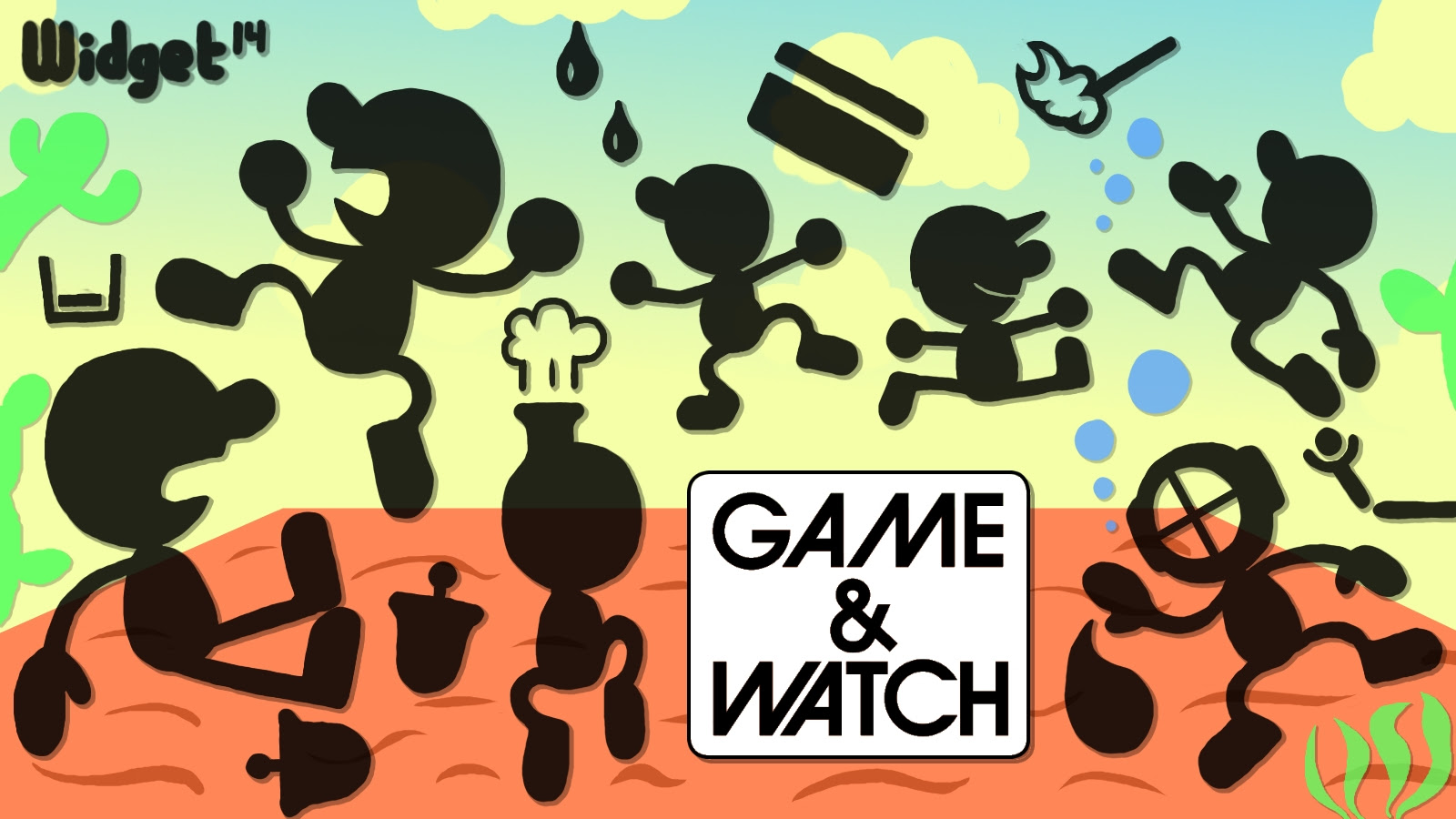 Mr Game Watch Wallpapers Mrgameandwatchmains