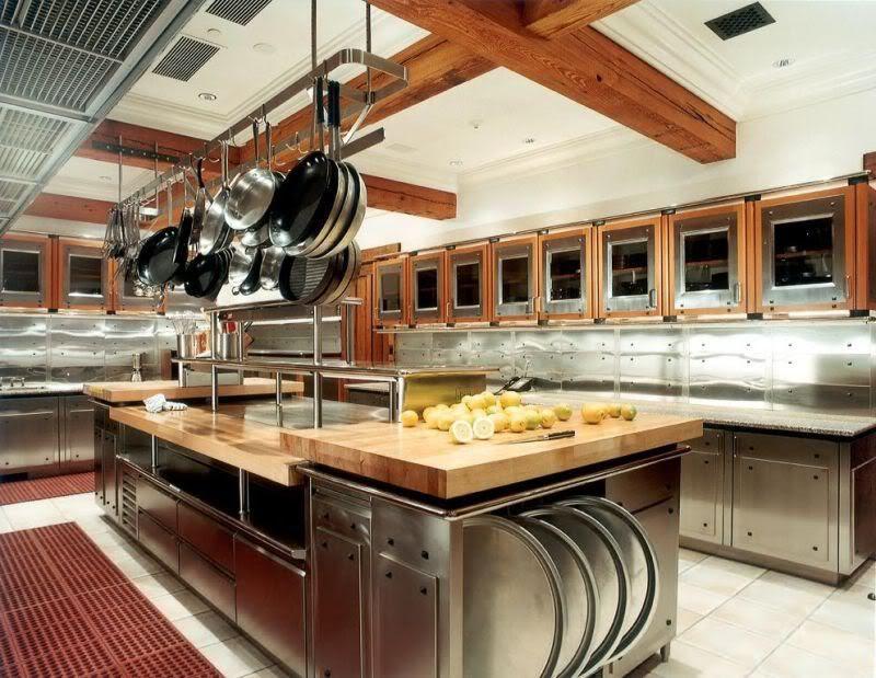 The Perfect-World Kitchen