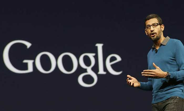 Google, Sundar Pichai, Bollyfm, radiobollyfm