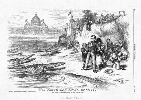 """""""The American River Ganges"""""""