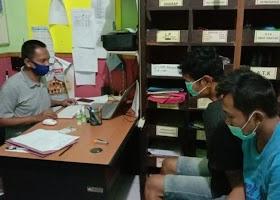 Nggak Kapok-Kapok, 2 Napi Program Asimilasi di Banyumas Kembali Tertangkap Bobol Toko Bunga. Ternyata Sudah Banyak Korban Lainnya! oleh - seputarvape.xyz