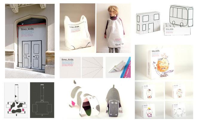 LIMO KIDS – Brand design - nika