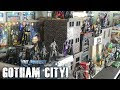 DC Multiverse Gotham City Figure Display!