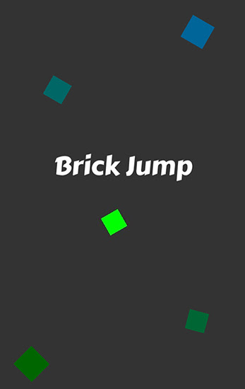 Screenshots of the Brick jump for Android tablet, phone.