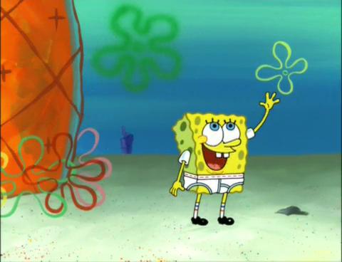 SpongeBuddy Mania - SpongeBob Episode - The Sponge Who