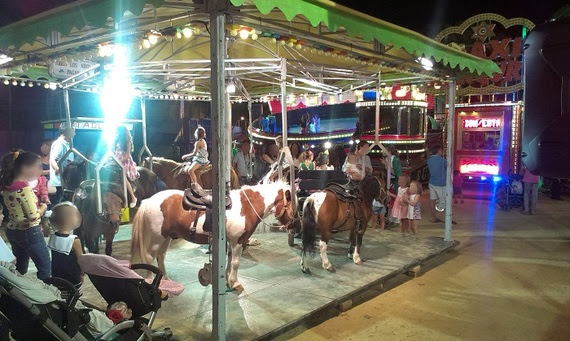 ¡Éxito! ¡Ayuntamiento no permitirá carruseles de ponis en Marchena!