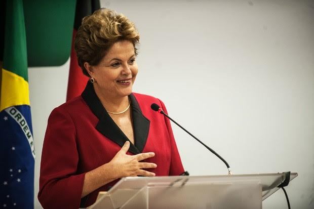 Dilma Rousseff (Foto: Marcelo Camargo/ABr)