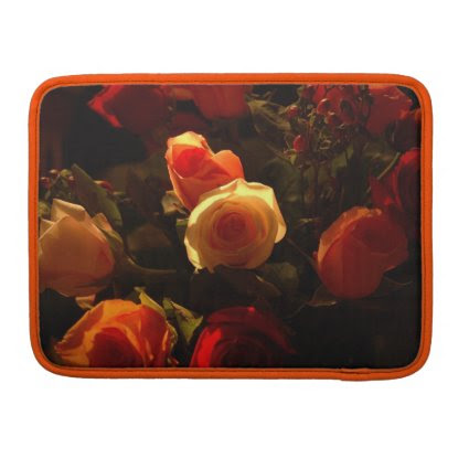 Roses 1 MacBook pro sleeves