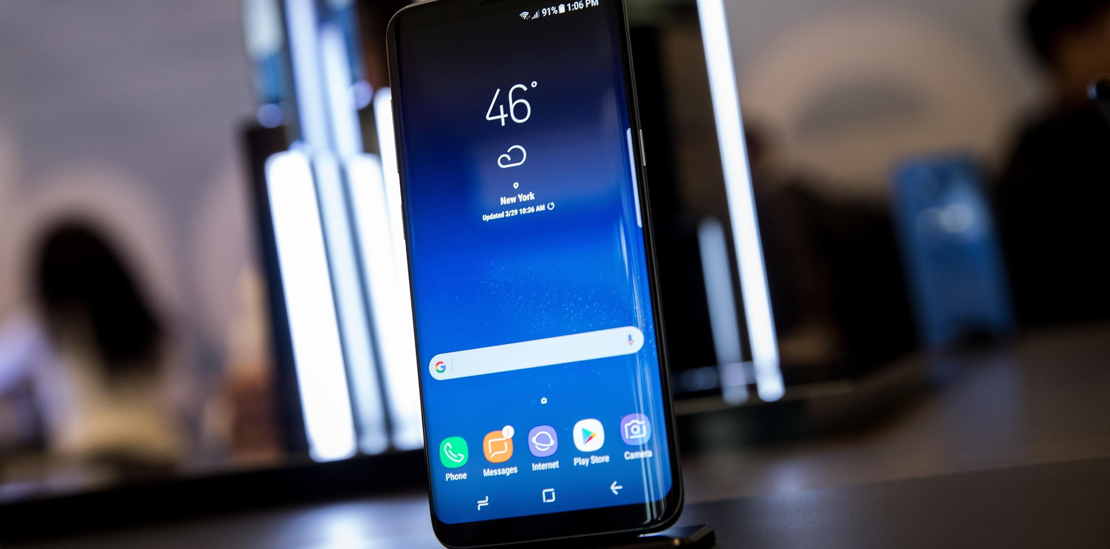 Samsung Galaxy S8 4k Hd Wallpaper Samsung Galaxy