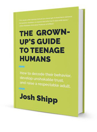 Pcl 41 The Grown Ups Guide To Parenting Teenage Humans Parent Cue