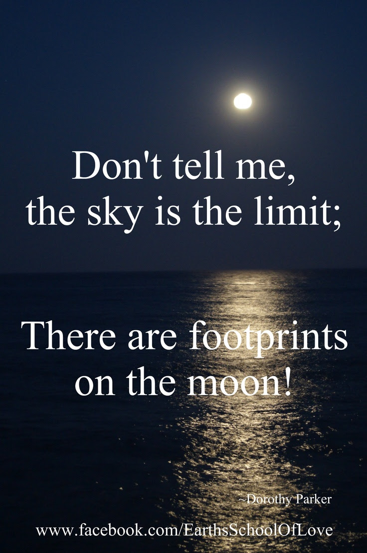Sky Limit Quotes Quotes