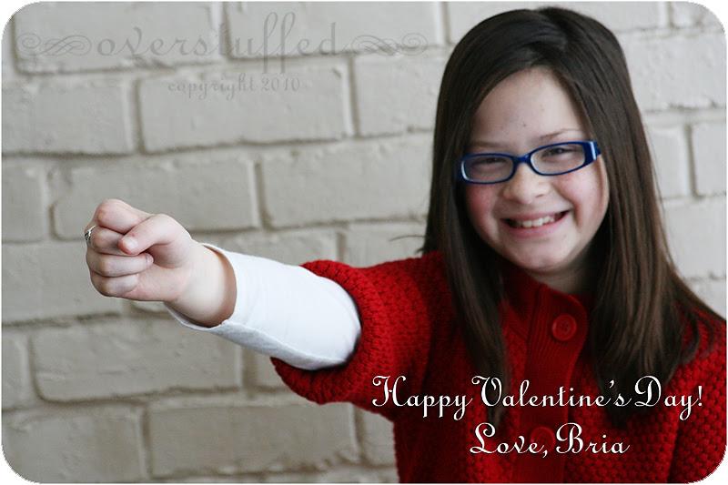 Bria's Valentine